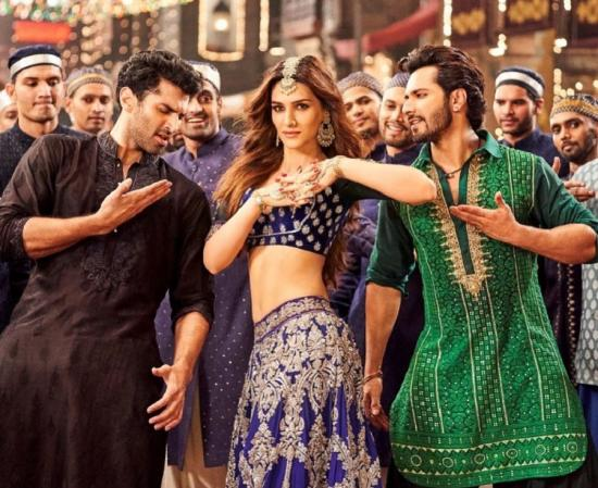 EXCLUSIVE: Kriti Sanon gets candid about Kalank song Aira Gaira & comparison with Madhuri, Alia's songs