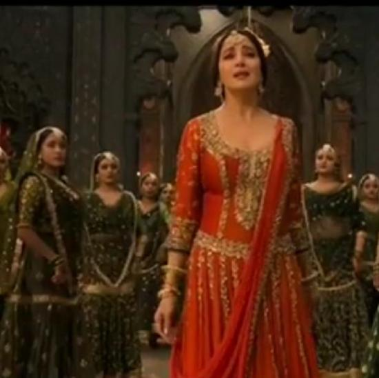 Kalank: Madhuri Dixit opens up about her song Tabaah Ho Gaye, says it comes at a very significant stage in the film