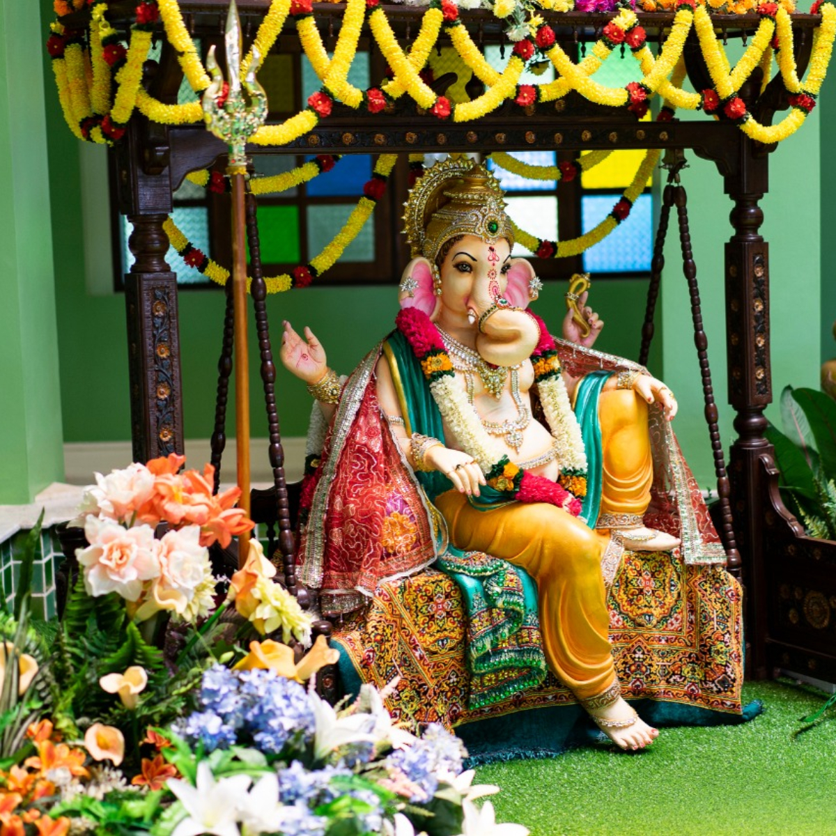 8 Décor ideas to brighten up your abode this Ganesh Chaturthi