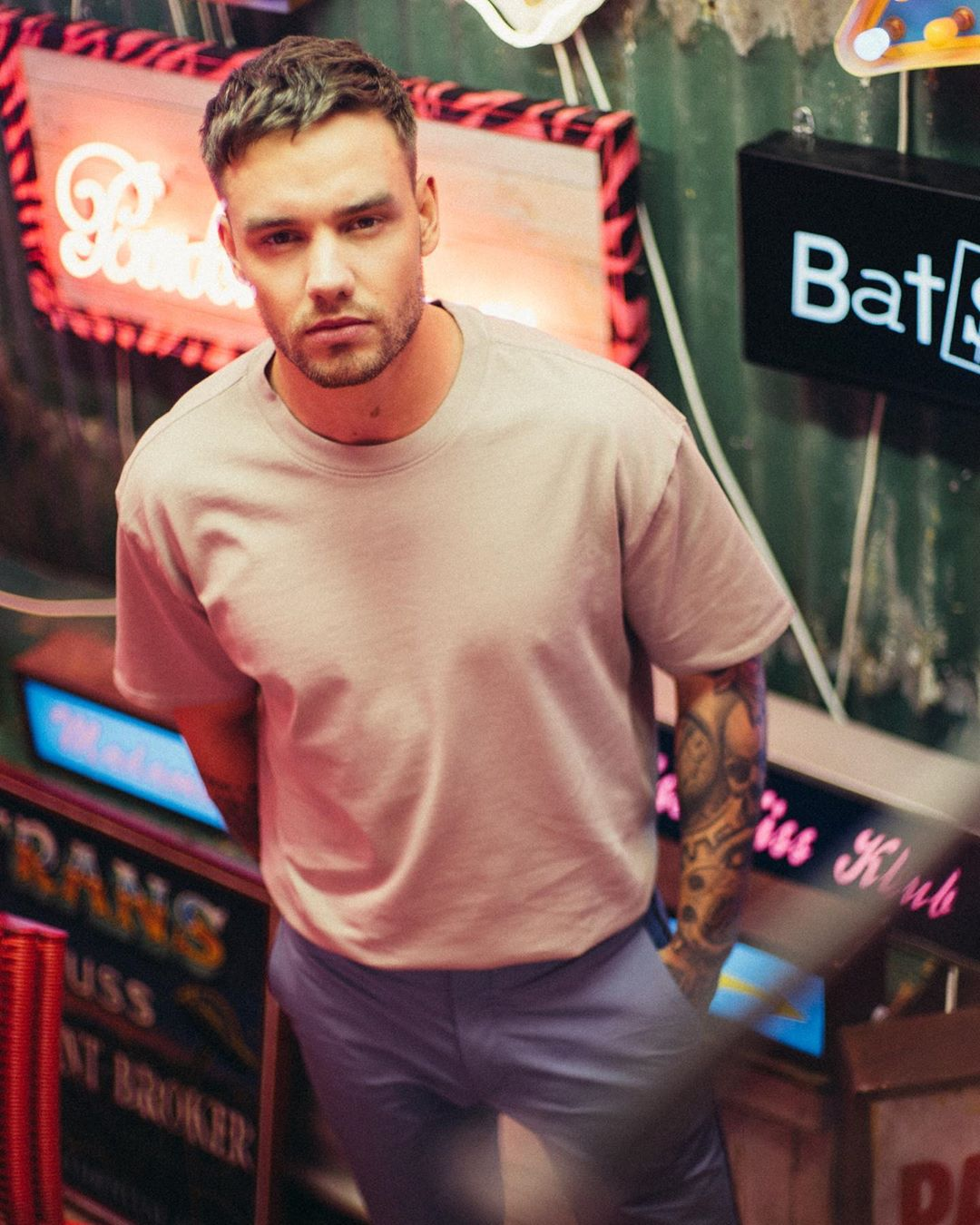 Here's why Liam Payne thinks fame is like having a strange midlife crisis