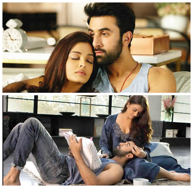 ADHMDiaries: These pictures of Aishwarya & Ranbir will spice up ...