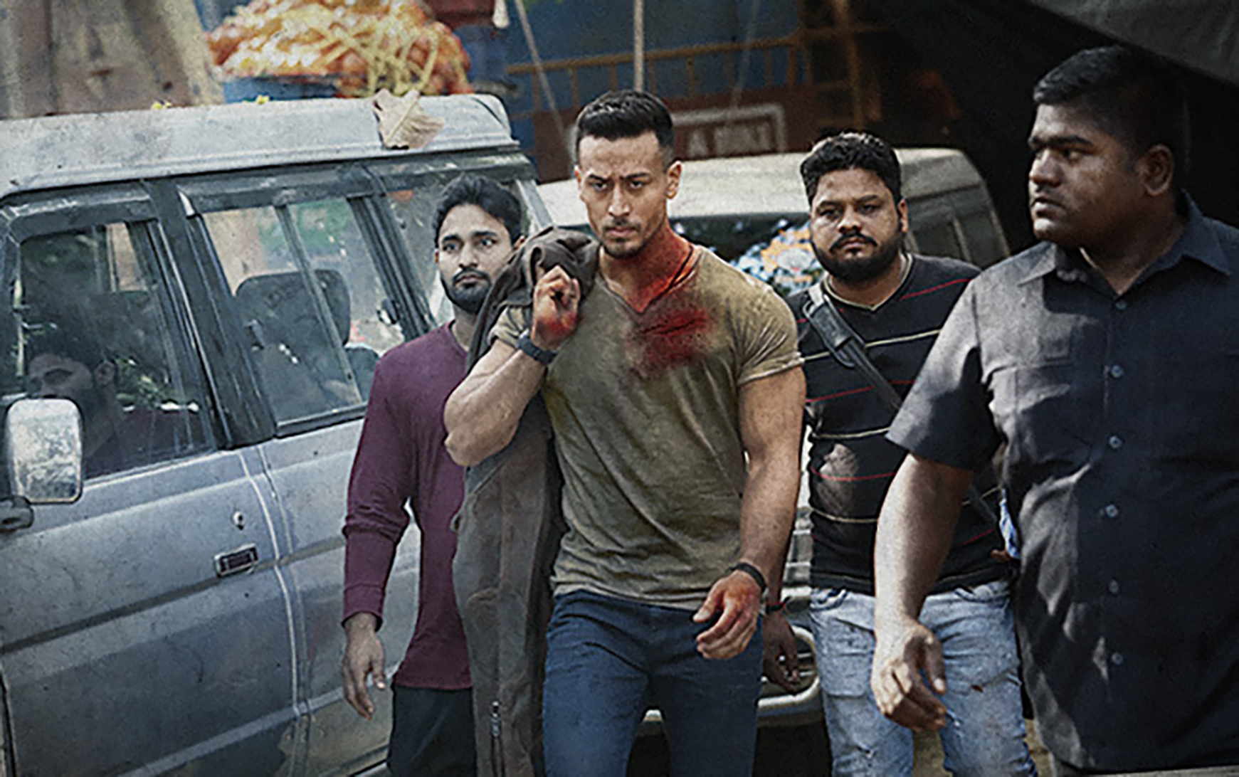Baaghi 2 Tiger Shroffs New Look Will Keep You Intrigued Pinkvilla