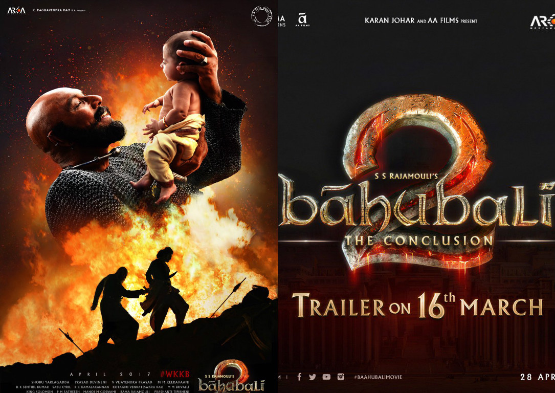 bahubali 2 trailer to release on march 16 | pinkvilla