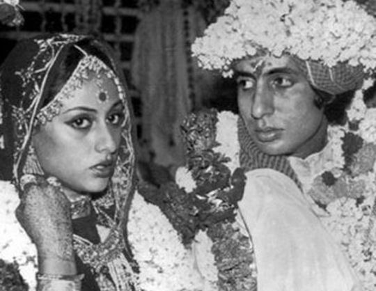Image result for jaya bachchan marriage