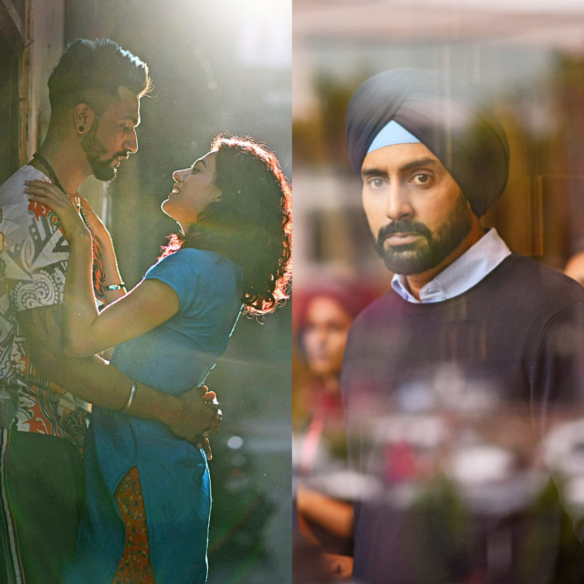 Image result for latest images of abhishek bachchan new movie manmarziyan