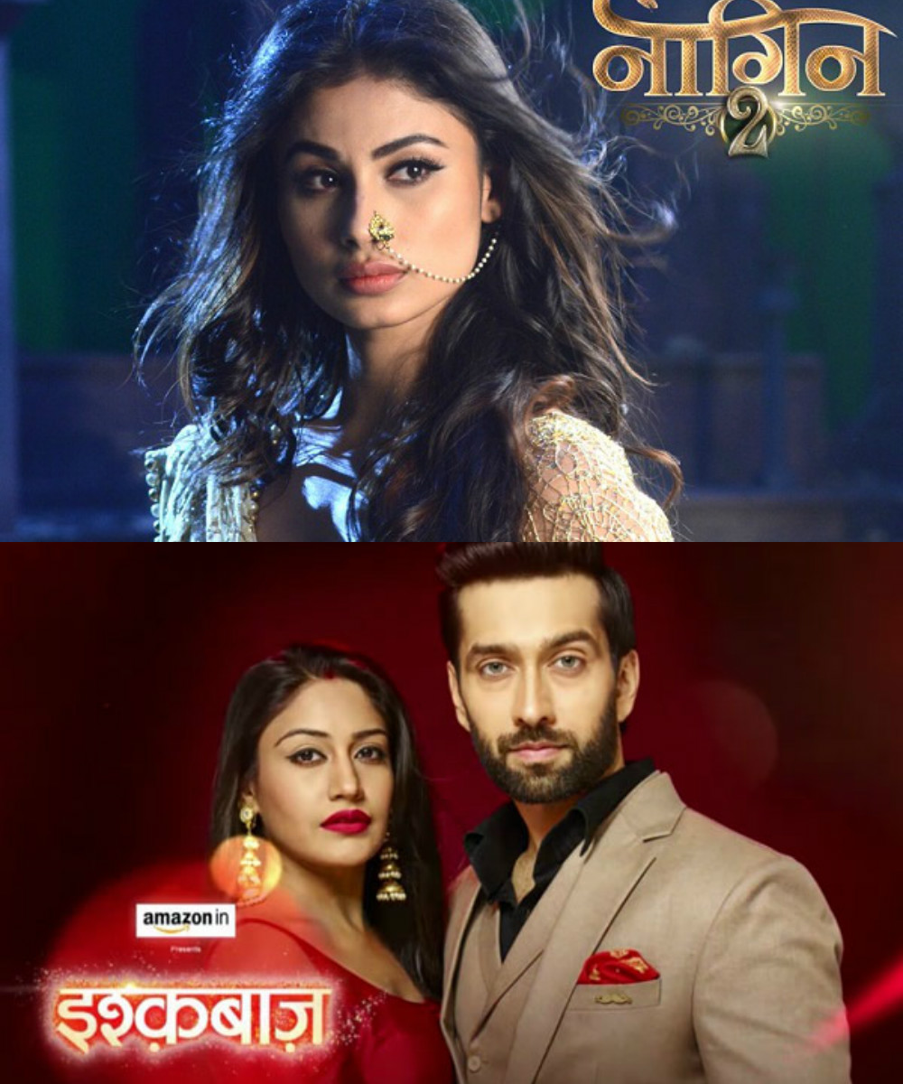 Naagin 2 yet again rules the trp chart ishqbaaz not able to make it naagin 2 yet again rules the trp chart ishqbaaz not able to make it to top 10 pinkvilla nvjuhfo Images