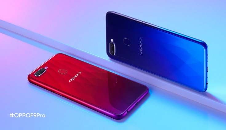 OPPO F9 Pro: Google Lens feature will give you a delightful