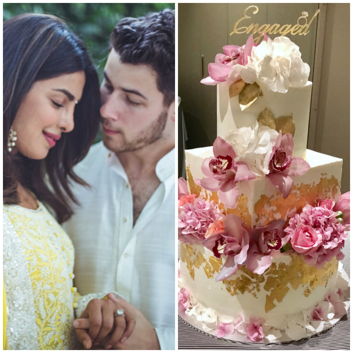 Priyanka Chopra And Nick Jonas Engagement You Can T Take Your Eyes
