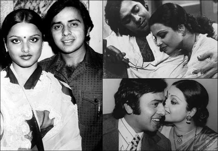 Image result for Rekha's failed marriage