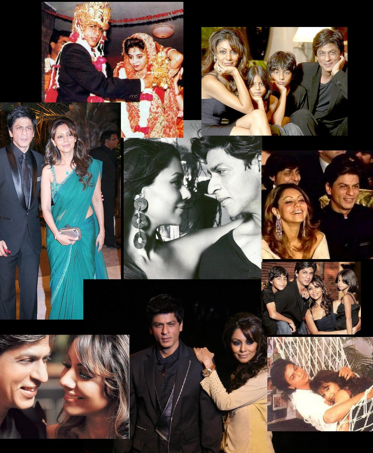 Happy 21st Wedding Anniversary To Shah Rukh Khan And Gauri