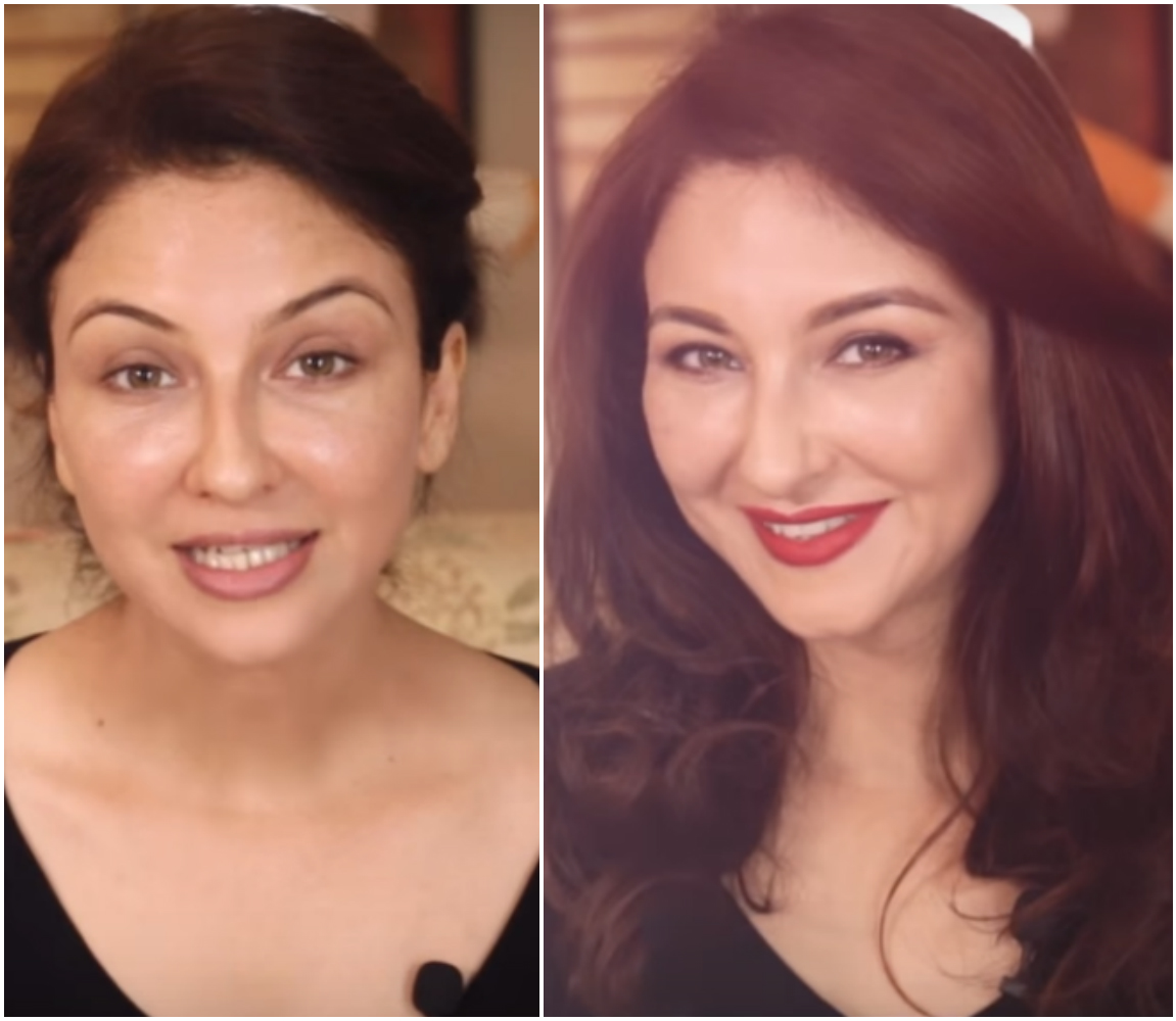 Watch saumya tandon gives a party makeup tutorial pinkvilla baditri Image collections