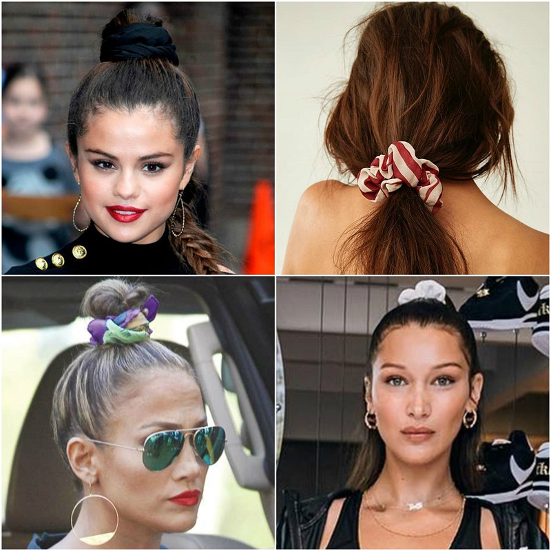 Sex and the city scrunchie