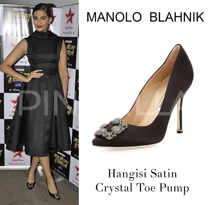 16 Sonam Kapoor Shoes To Give You Instagram Like