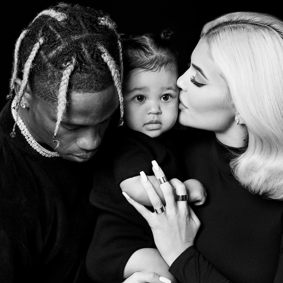 223ecc354b9a Travis Scott had recently cancelled a concert at KeyBank Center in Buffalo,  New York. Apparently, he did so to be by his girlfriend's side after she ...