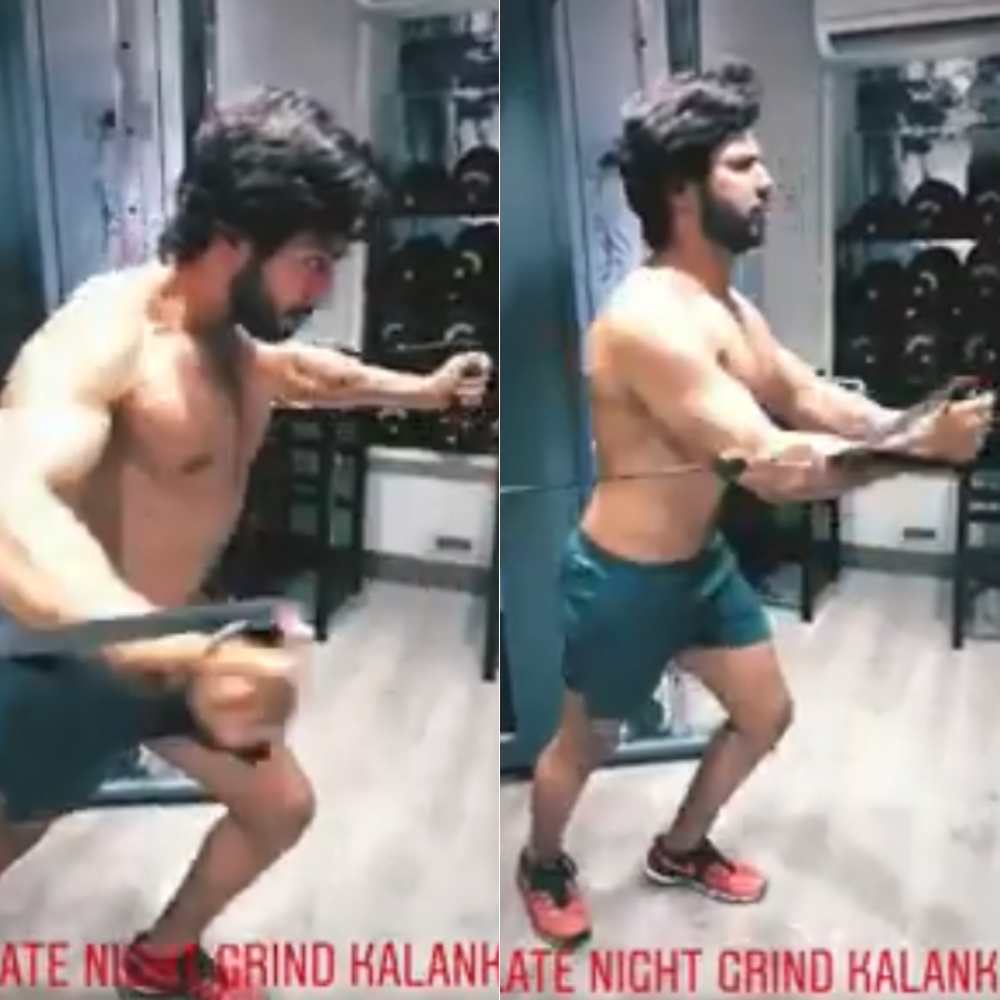 Varun Dhawan: Fitness is more than having muscles Varun Dhawan: Fitness is more than having muscles new pictures