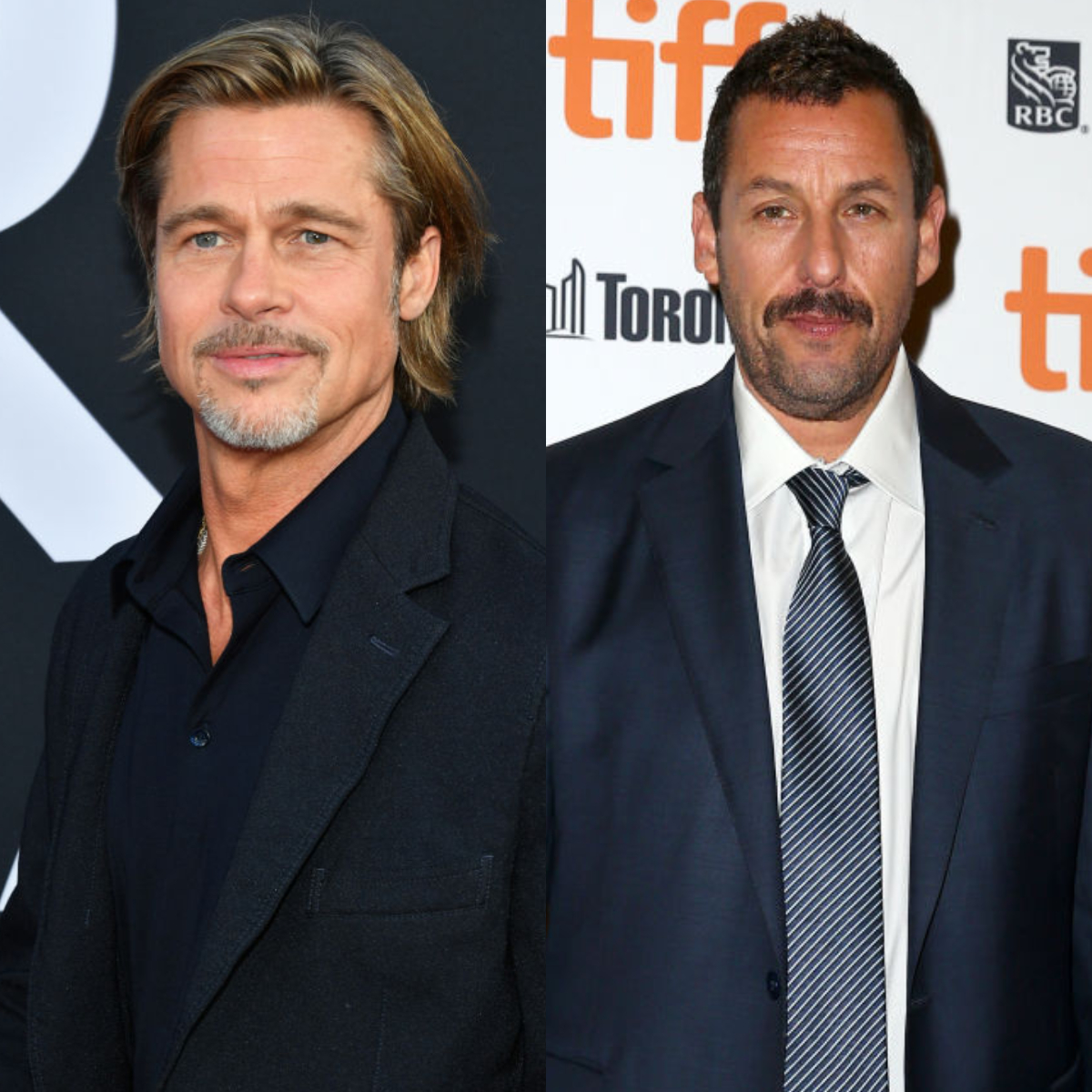 Brad Pitt and Adam Sandler took great efforts to disguise themselves but FAILED royally; Details Inside