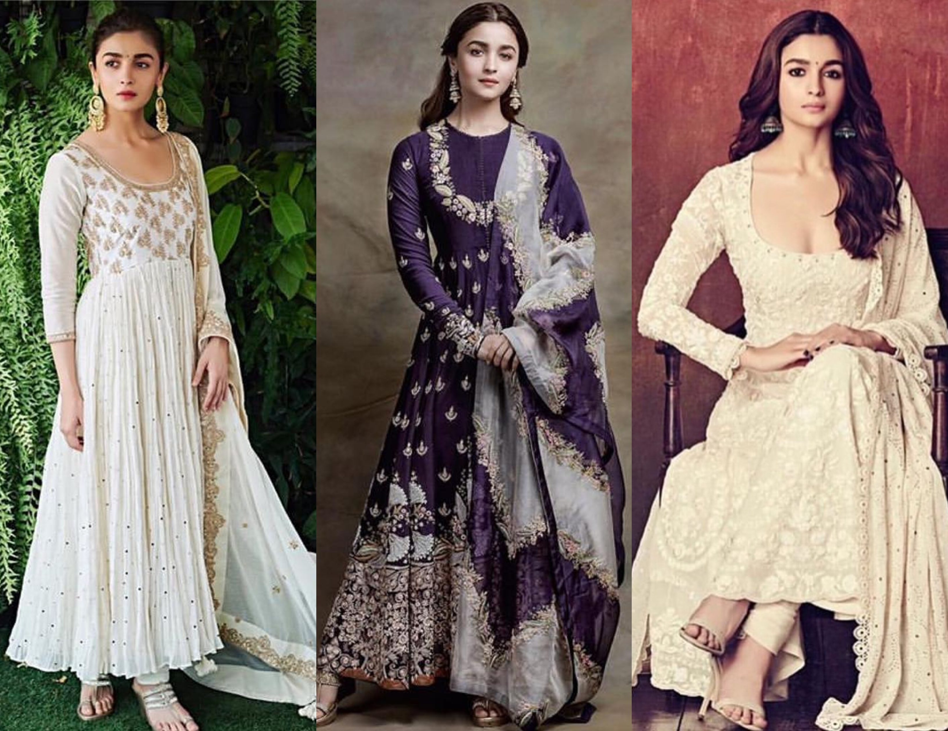 5 Anarkali's from Alia Bhatt that we definitely need to steal from her closet