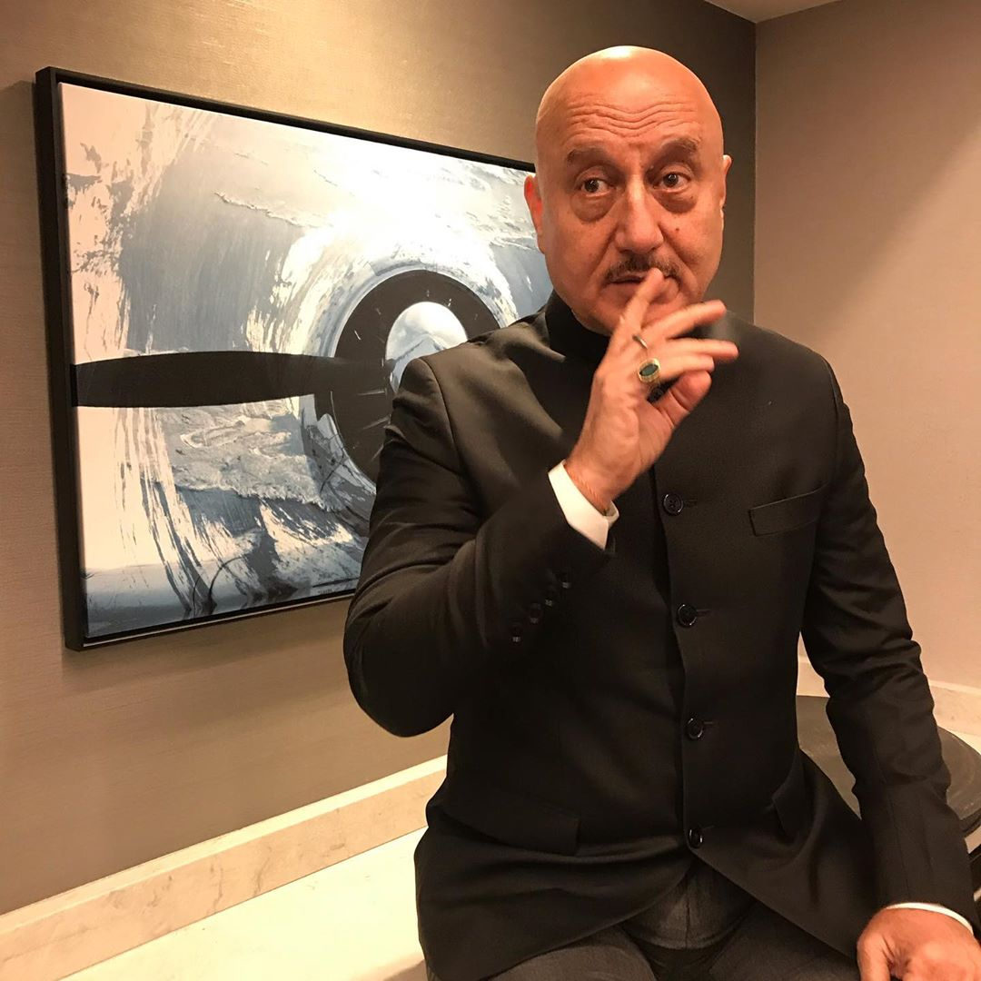 Anupam Kher thrilled as Ban Ki-moon asks for a signed copy of his autobiography