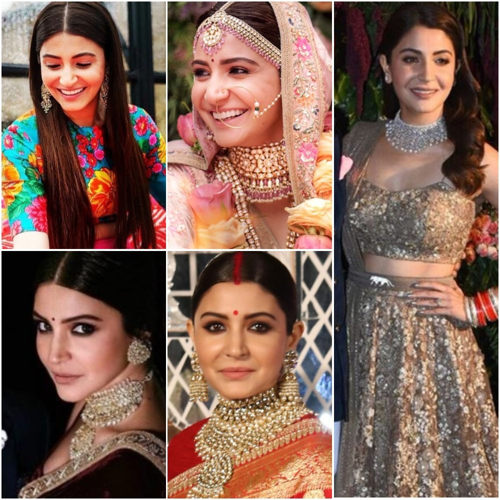 ab5c06a9dc6c She wanted to float around in her lehenga: Sabyasachi Mukherjee tells all  about Anushka Sharma's wedding looks | PINKVILLA