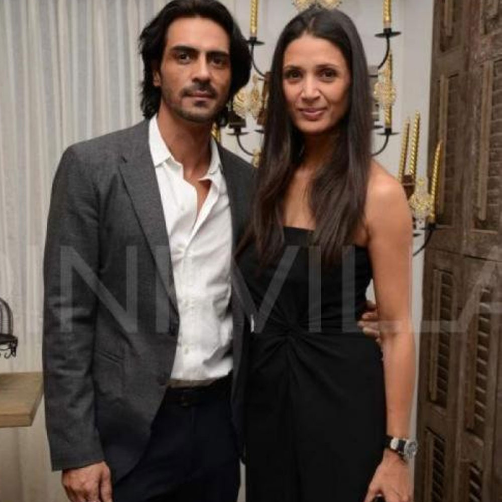 Arjun Rampal and Mehr Jesia are divorced officially; daughters Mahikaa, Myra to stay with mother
