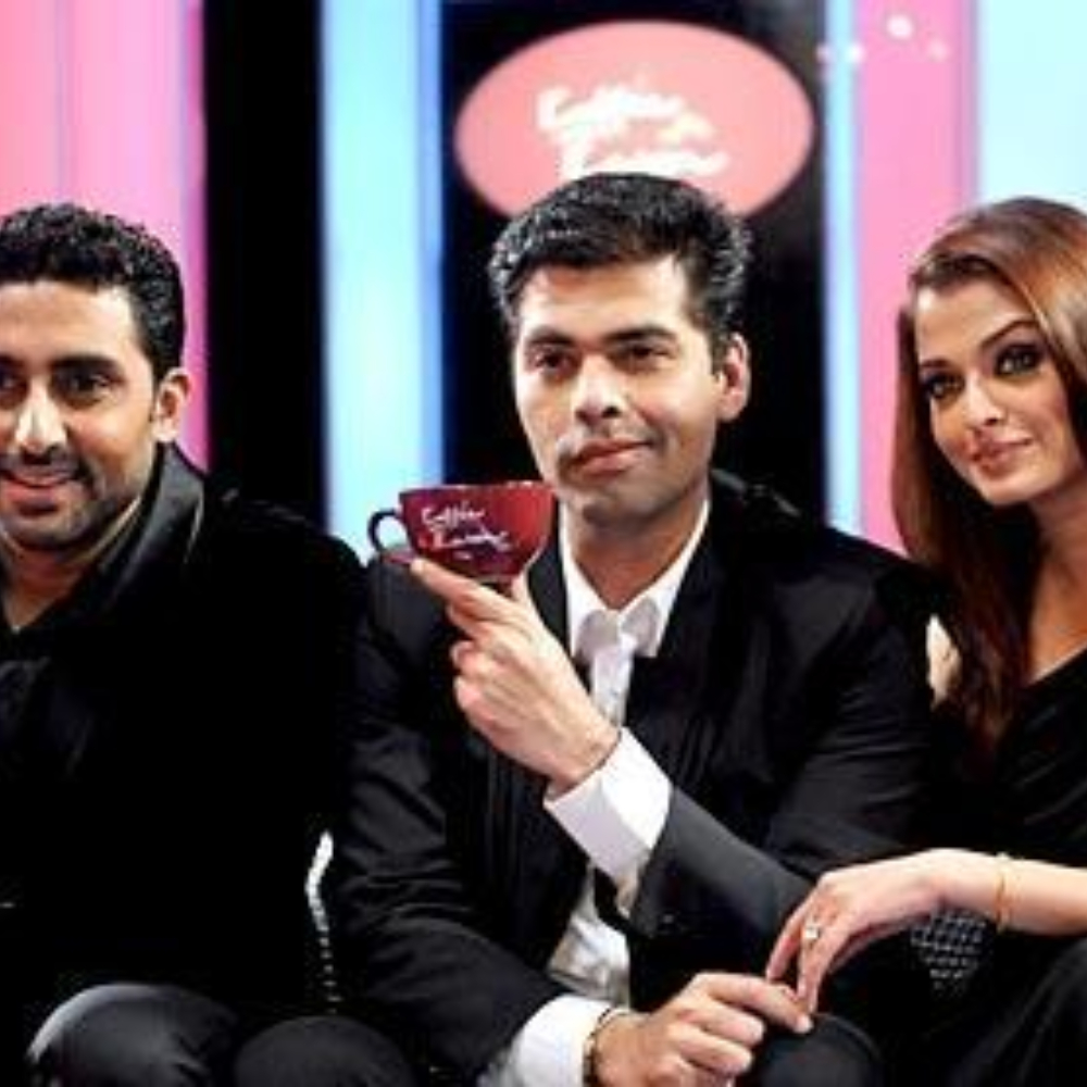 EXCLUSIVE: Koffee With Karan Time Machine Trailer: KWK puts the Bachchans in the spotlight; Watch Video