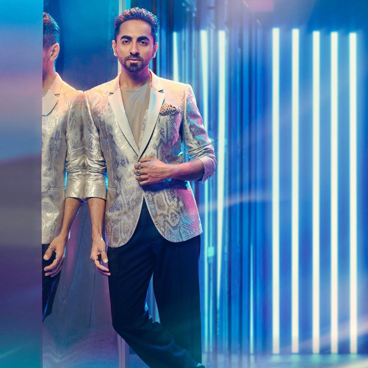 Ayushmann Khurrana's latest post about Mumbai's weather will leave everyone in splits; Check it out