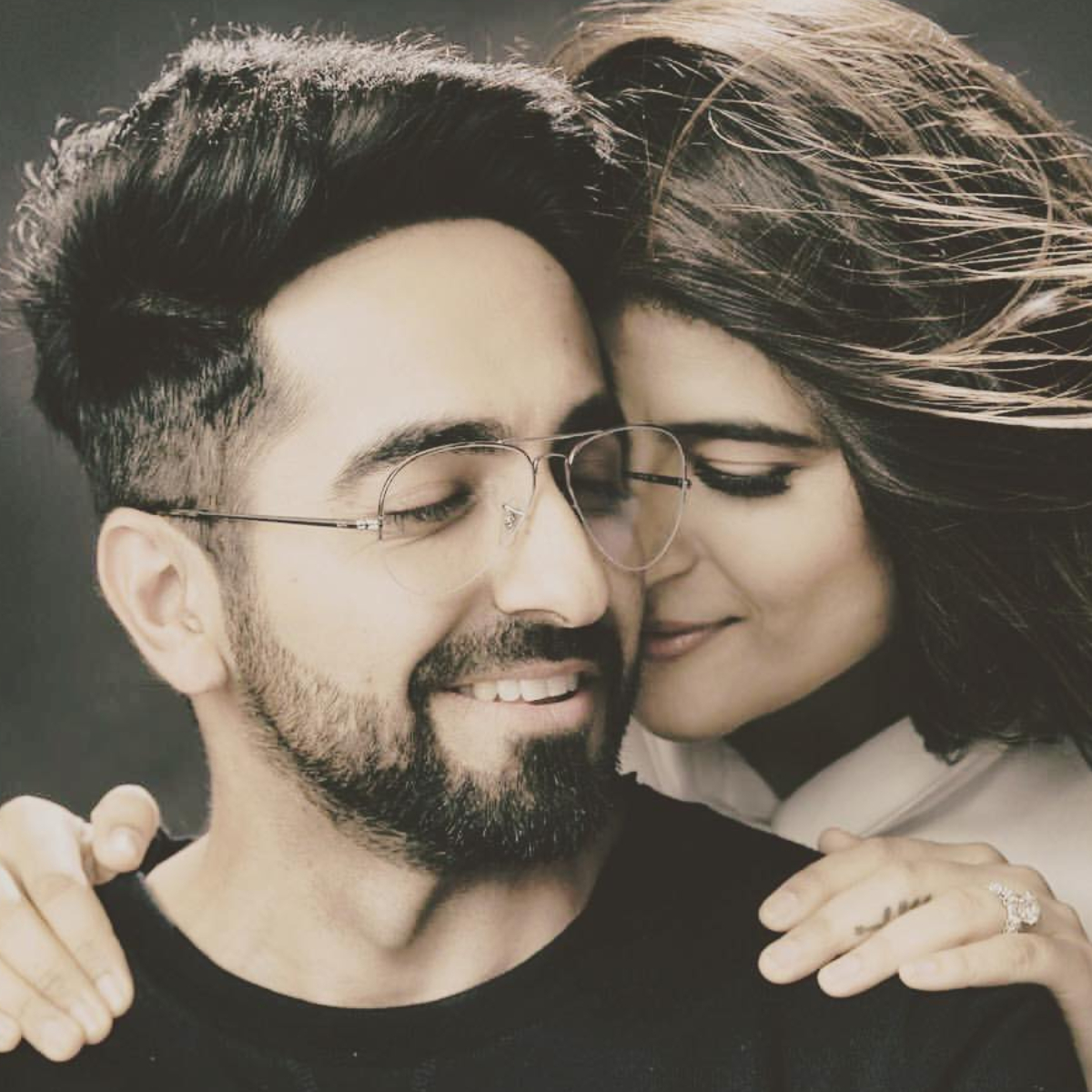 Ayushmann Khurrana breaks his Karva Chauth fast for wife Tahira Kashyap in the most adorable way; Watch Video