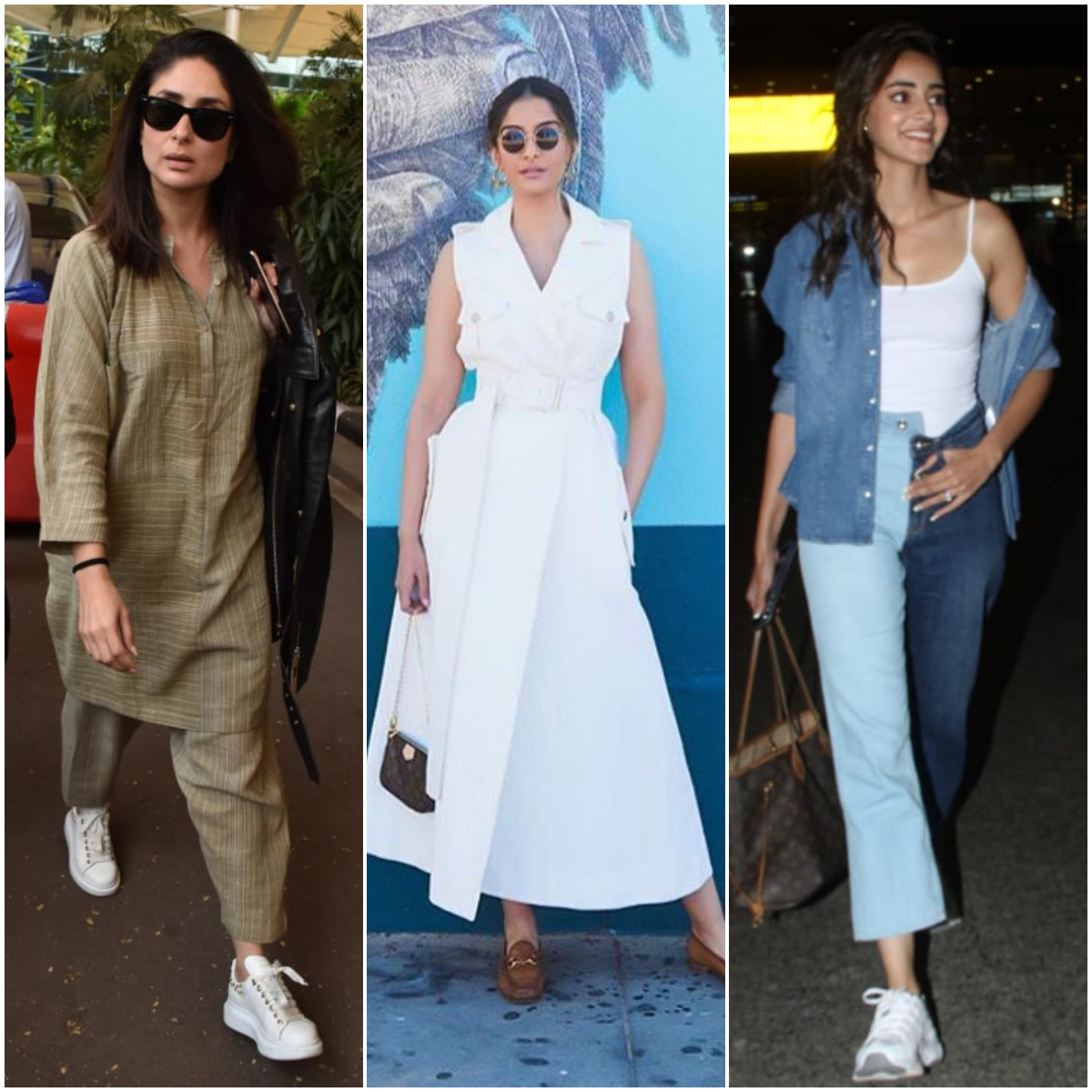 Fashion Update: Kareena Kapoor, Ananya Panday to Sonam Kapoor: Best and Worst dressed from the day gone by