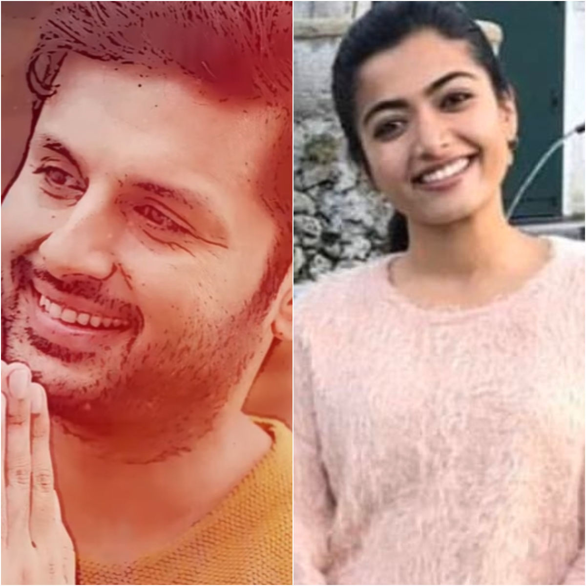 Bheeshma Singles Anthem Out Rashmika Mandanna Is Happy Dancing As The High Spirited Track Releases Pinkvilla