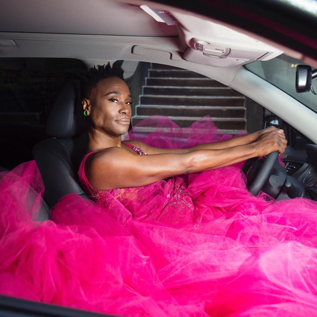Billy Porter says his career was sidelined because of his homosexuality