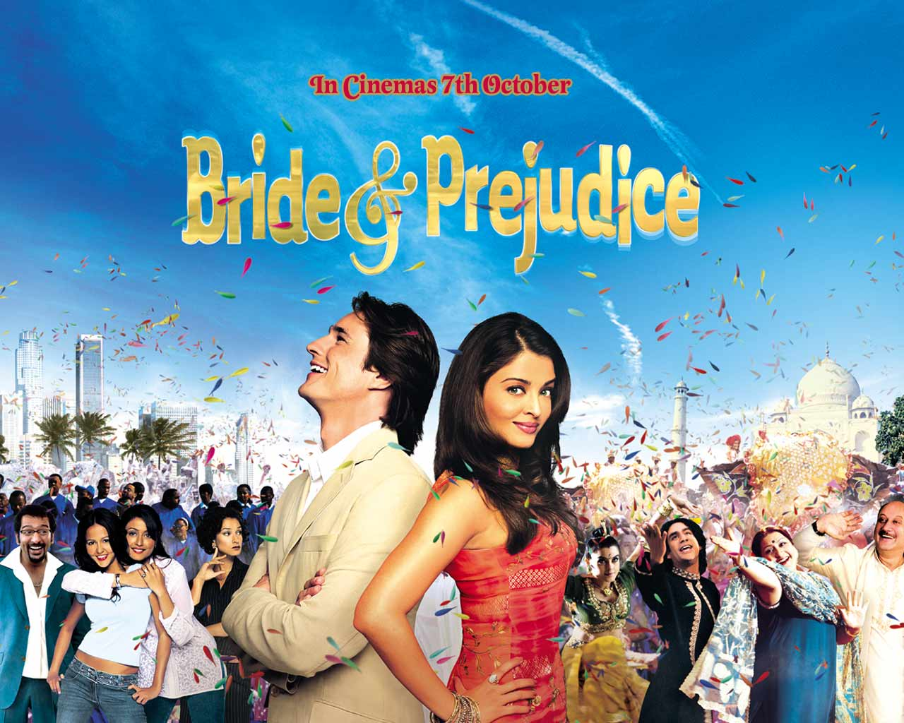 bride and prejudice - photo #4