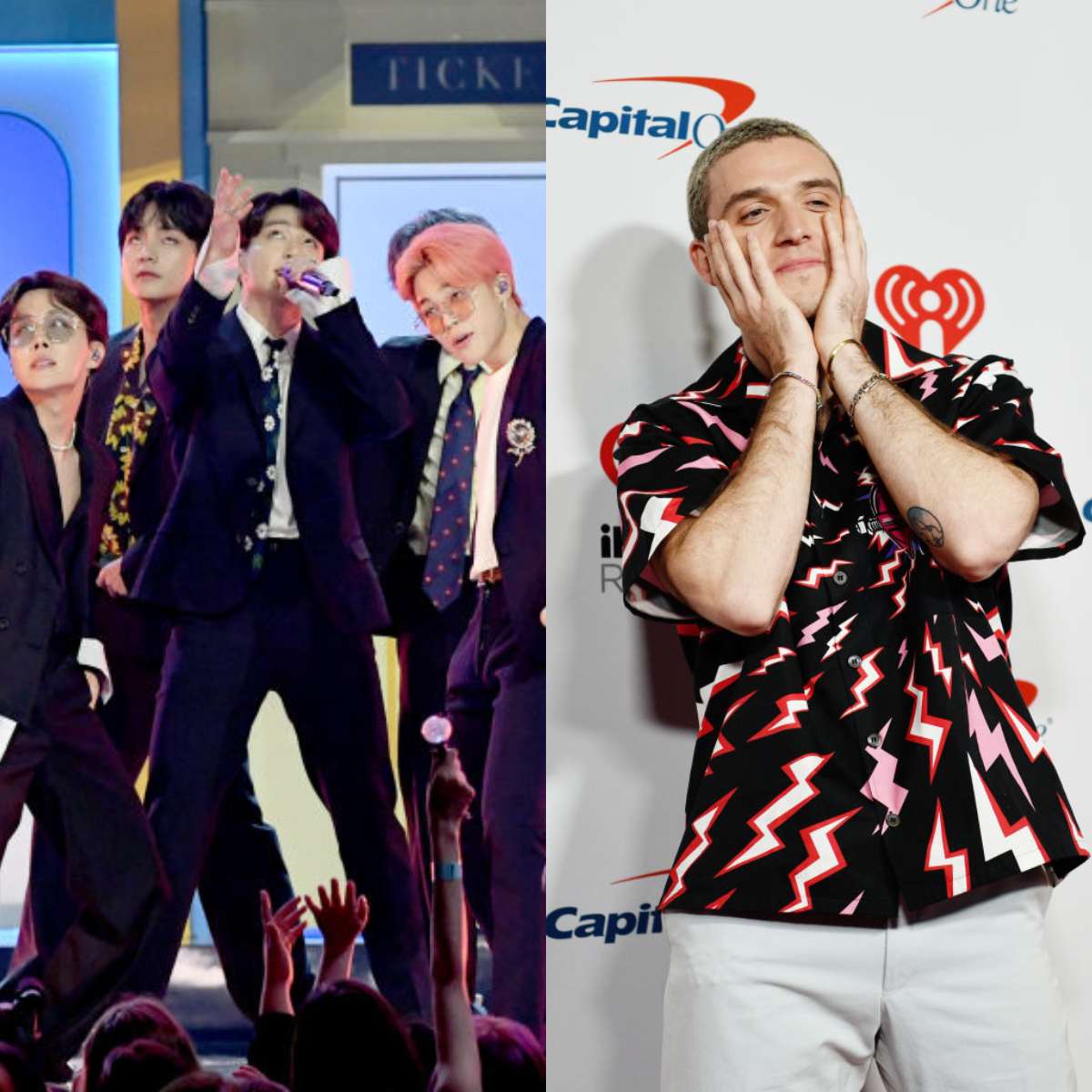 BTS boys pose with Lauv to CONFIRM collab on Make It Right remix; Deets Inside