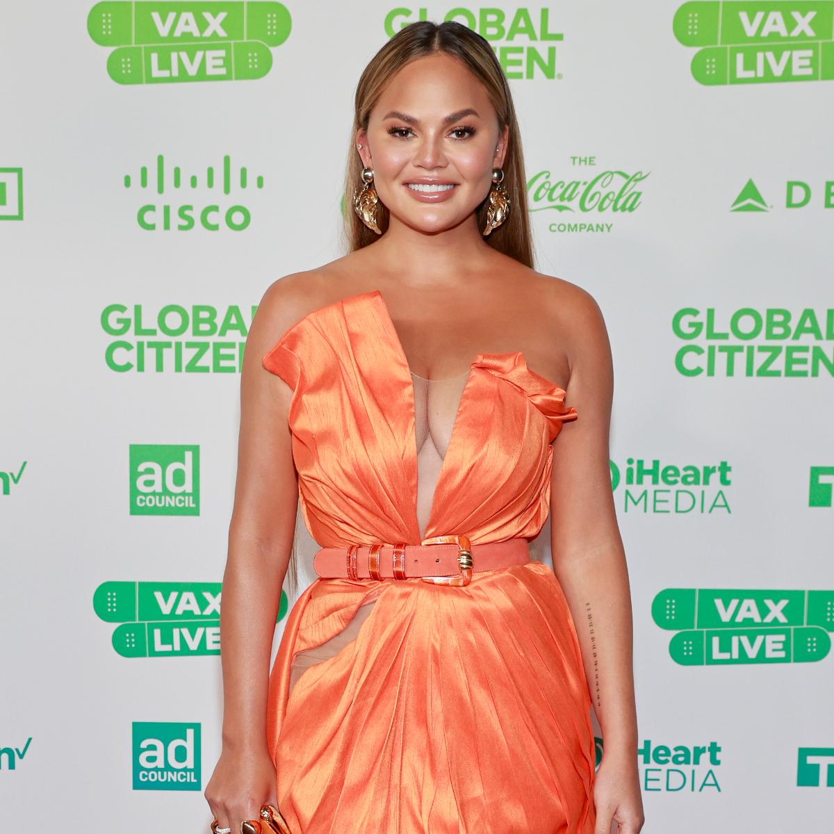 Chrissy Teigen breaks silence on Michael Costello allegations; Warns legal action over 'fake DMs'