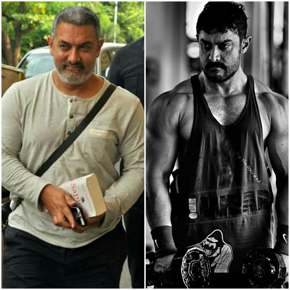 I Have Not Used Any Substances Aamir Khan On His Drastic Weight