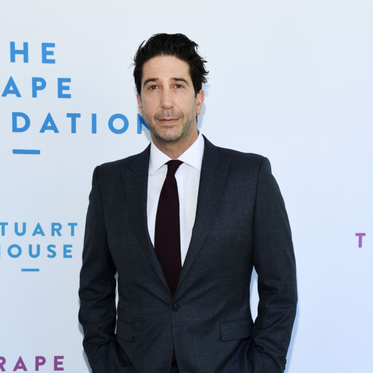 Friends' David Schwimmer on lack of diversity on show: Campaigned for years to have Ross date women of colour