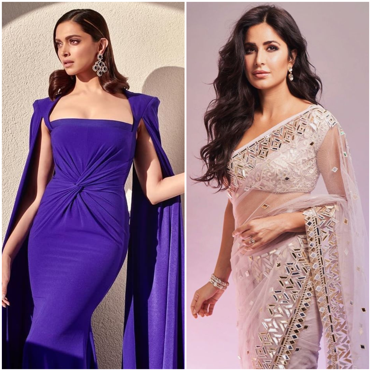 From Deepika Padukone to Katrina Kaif Who was the best dressed celebrity of the week?