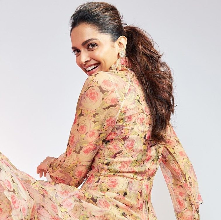 Deepika Padukone channels her love for flowers into a stunning dress & proves florals are not just for spring
