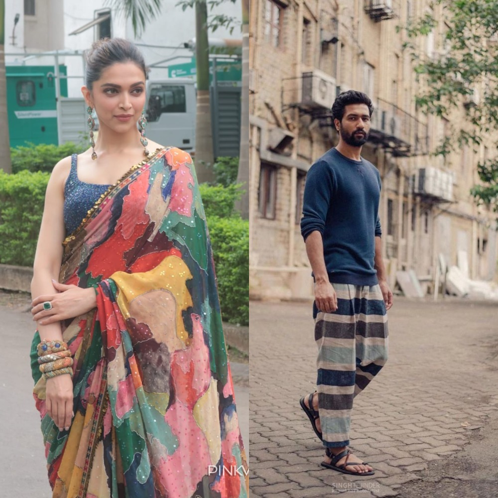 Deepika Padukone goes 'Cheeseball' seeing Vicky Kaushal's latest PHOTO and we agree with her; Check it out