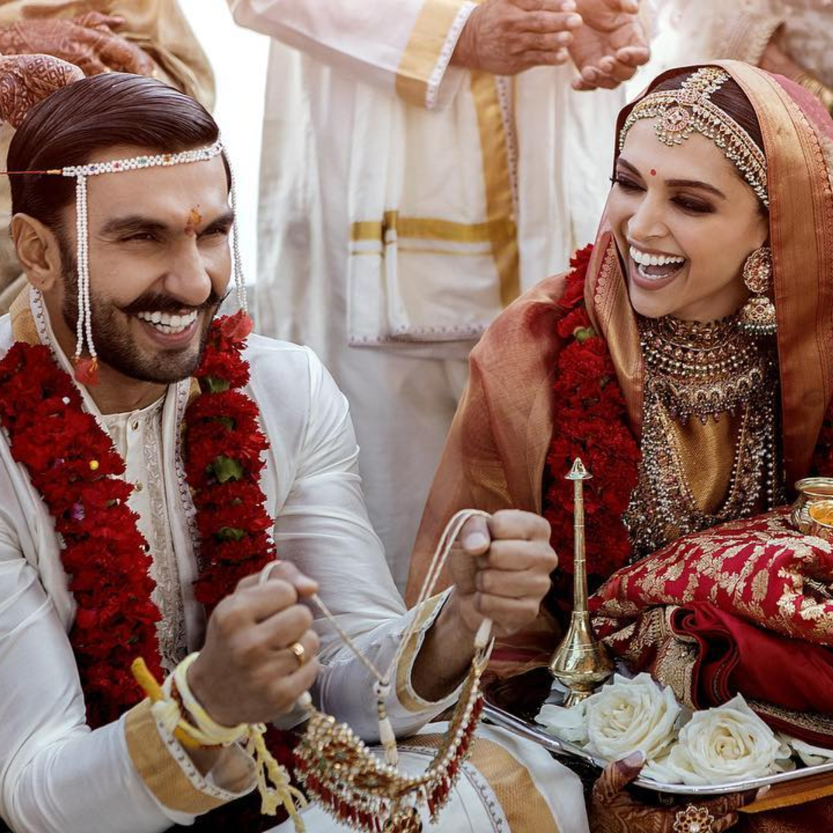 Deepika Padukone REVEALS being married to Ranveer Singh is like dating: One of the best decisions I've made