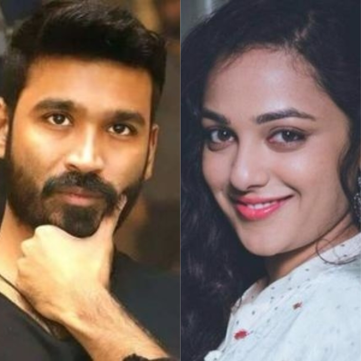 Nithya Menen to play the female lead in Dhanush starrer D44? Find Out