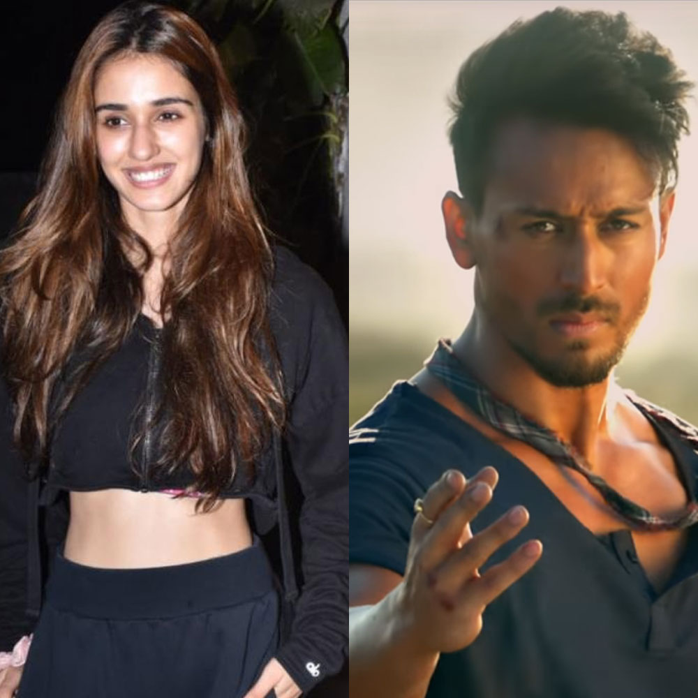 Malang Star Disha Patani Appreciates Tiger Shroff S Baaghi 3 Trailer Says So Proud Of You Pinkvilla