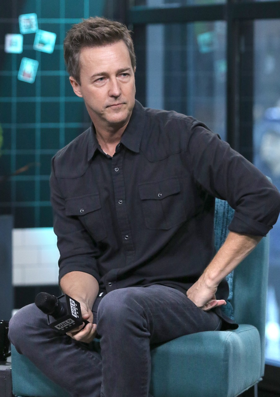 Edward Norton says he wants to direct 'Motherless Brooklyn' but not act in it; Here's why