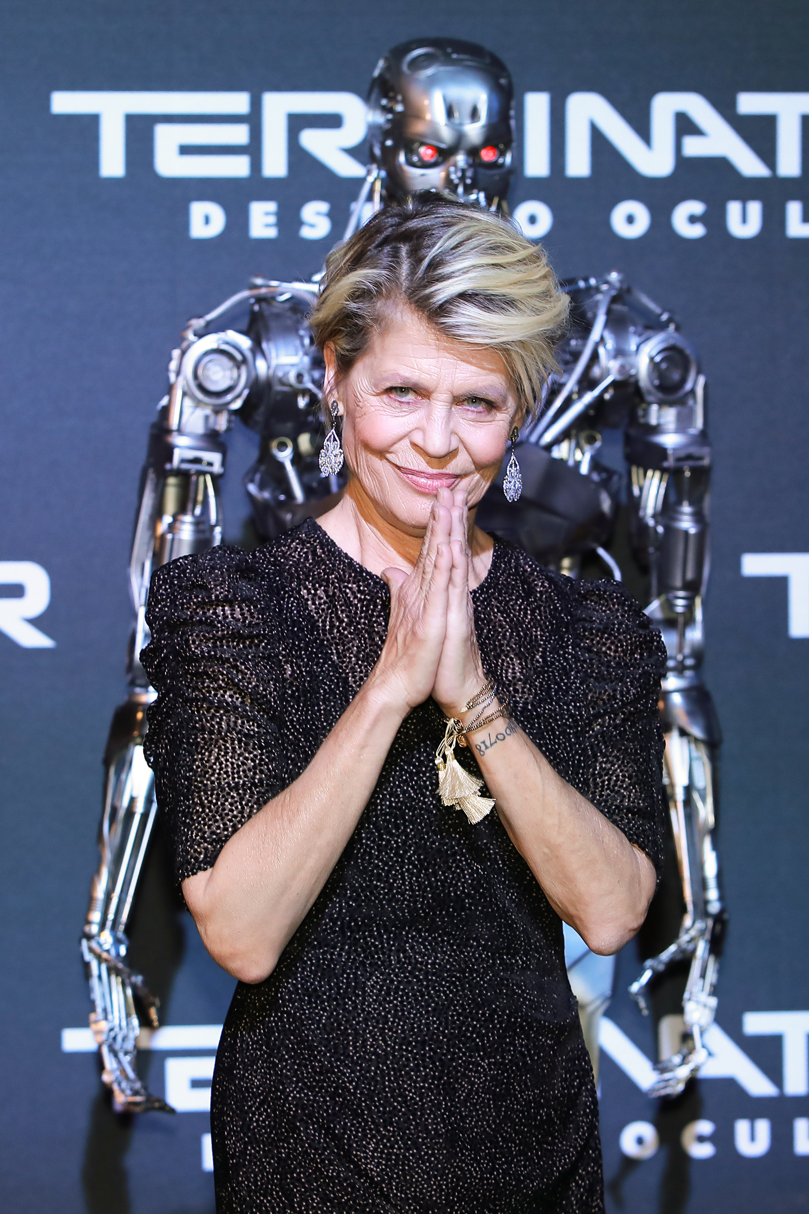 EXCLUSIVE: 63 year old Linda Hamilton REVEALS jaw dropping regime she underwent for Terminator: Dark Fate