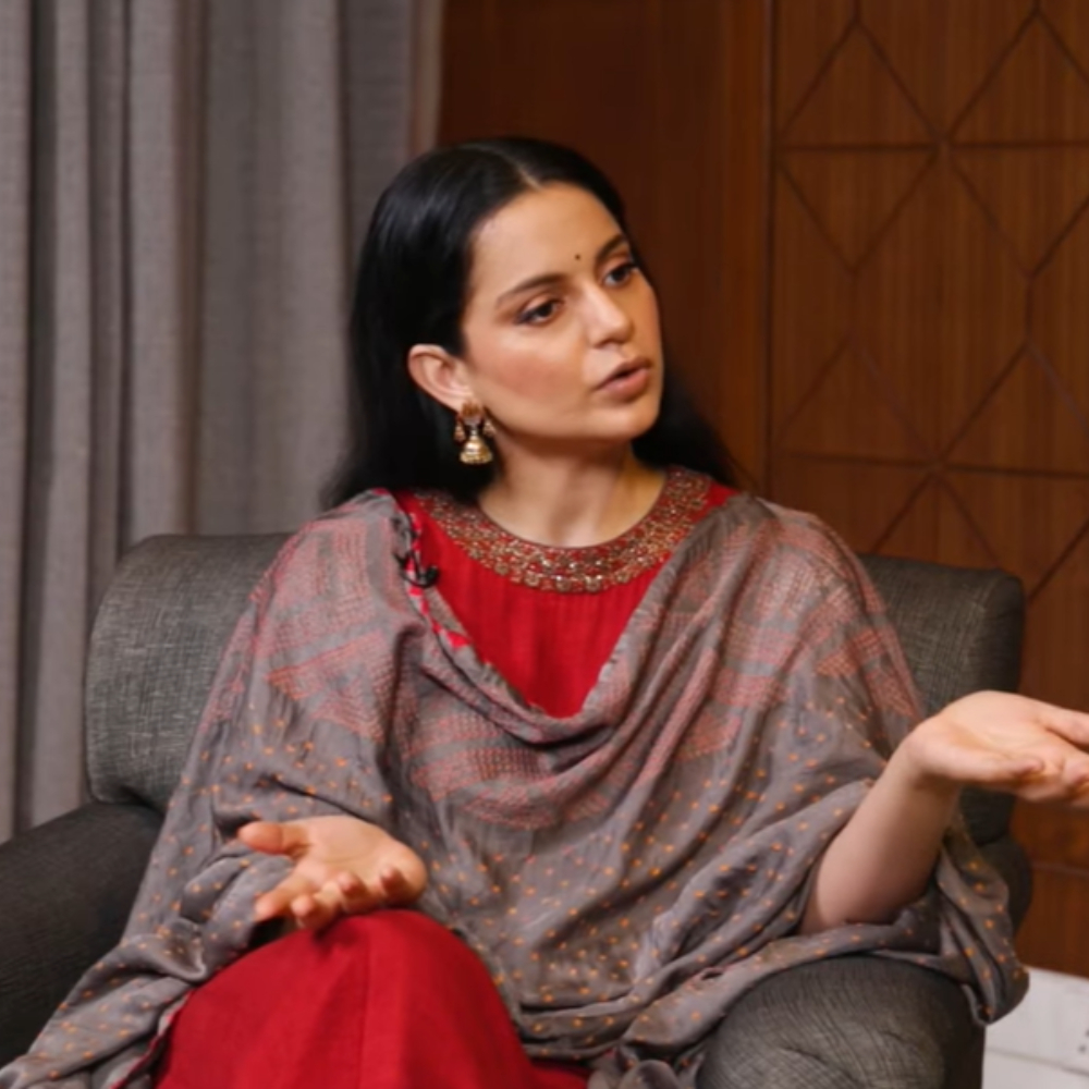 EXCLUSIVE: Kangana Ranaut opens up on court cases against her; Says 'They happen because I'm outspoken'