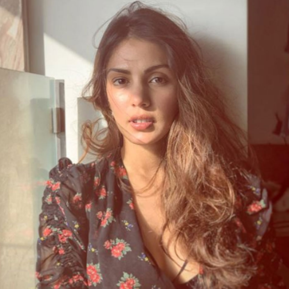 EXCLUSIVE: No police complaint filed by Rhea Chakraborty yet ...