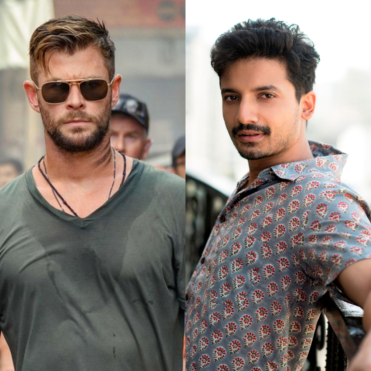 Extraction Star Priyanshu Painyuli When You Work With Chris Hemsworth You Realise Value Of Being Grounded Pinkvilla