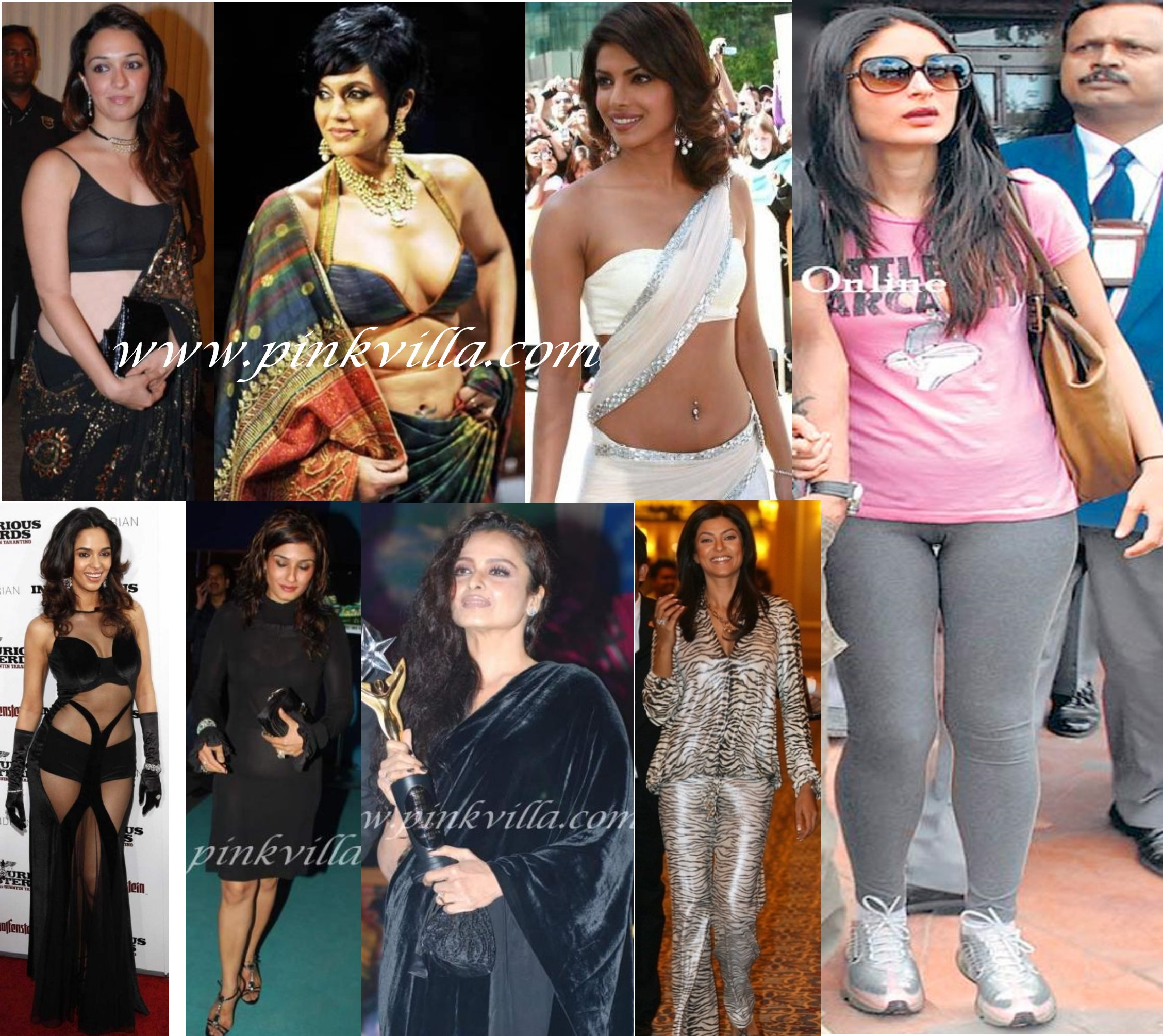 Bollywood Fashion Disasters Of 2009