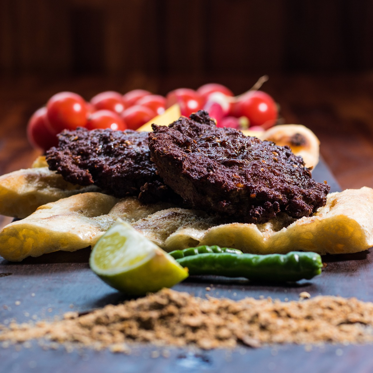 Follow this 4 step recipe to make delectable mutton shami kebabs