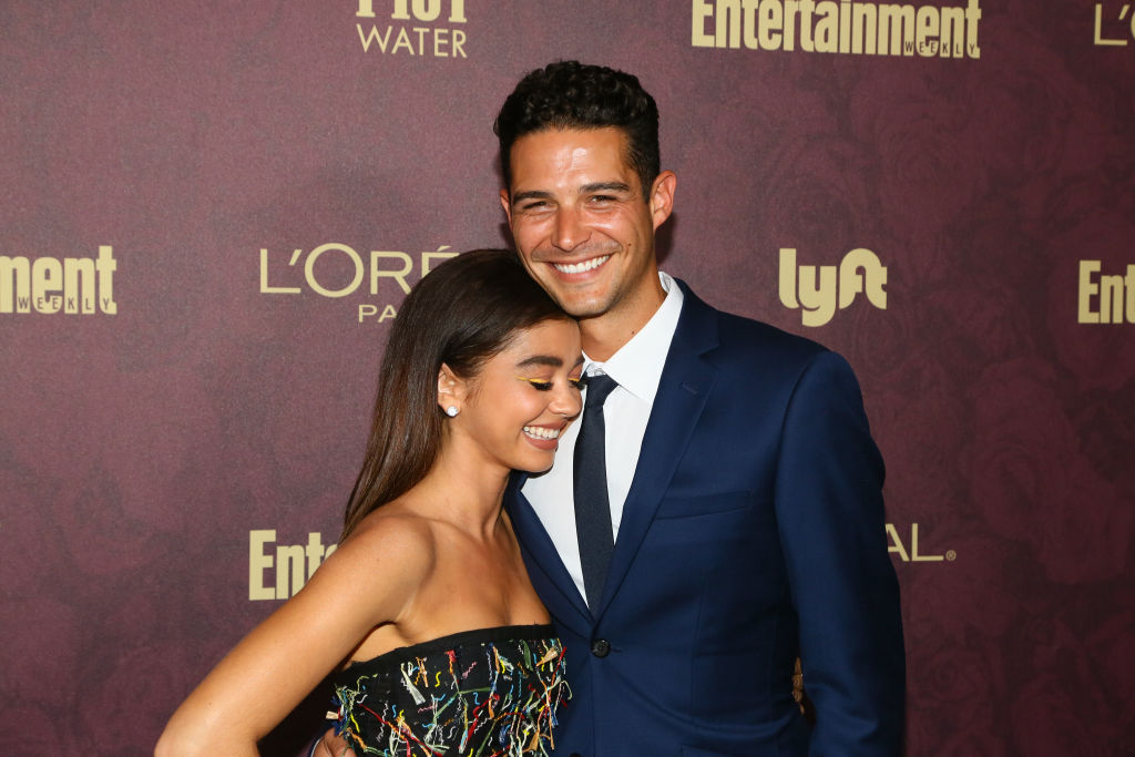 Sarah Hyland gets the sweetest birthday wish from soon to be husband Wells Adams; Check It Out