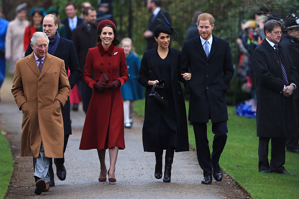 gettyimages-1086577454 Queen Elizabeth makes enormous exception by extending coveted Christmas invite to Princess Beatrice's fiance